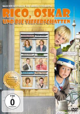 Rico, Oskar und die Tieferschatten, Andreas Steinhöfel