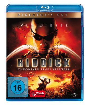 Riddick - Chroniken eines Kriegers, Colm Feore,Judi Dench,Karl Urban Vin Diesel