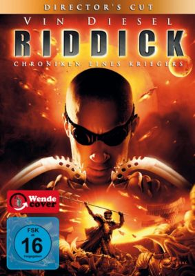 Riddick - Chroniken eines Kriegers, David Twohy, Jim Wheat, Ken Wheat