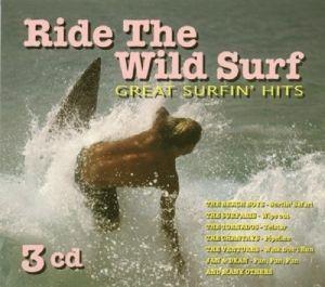 Ride The Wild Surf-Great Surfin' Hits, Diverse Interpreten