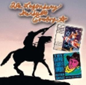 Rides Again/Retro Rocket, Legendary Stardust Cowboy