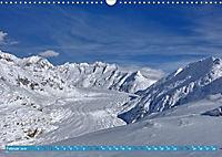 Riederalp - Altesch Arena (Wandkalender 2019 DIN A3 quer) - Produktdetailbild 2