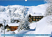 Riederalp - Altesch Arena (Wandkalender 2019 DIN A3 quer) - Produktdetailbild 12