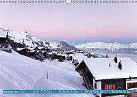 Riederalp - Altesch Arena (Wandkalender 2019 DIN A3 quer) - Produktdetailbild 11
