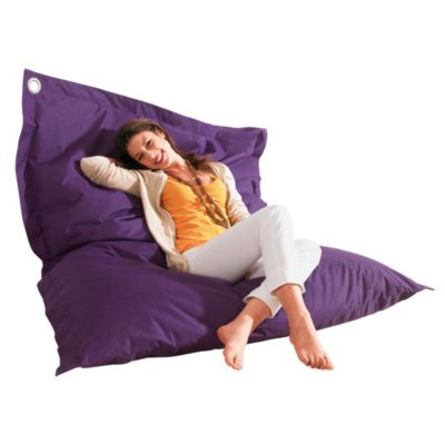 riesen sitzkissen lila jetzt bei bestellen. Black Bedroom Furniture Sets. Home Design Ideas