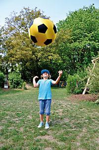 Riesenfussball 40 cm - Produktdetailbild 1