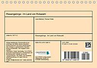 Riesengebirge - Im Land von Rübezahl (Tischkalender 2019 DIN A5 quer) - Produktdetailbild 13