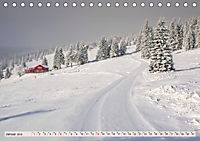 Riesengebirge - Im Land von Rübezahl (Tischkalender 2019 DIN A5 quer) - Produktdetailbild 1