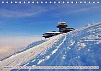 Riesengebirge - Im Land von Rübezahl (Tischkalender 2019 DIN A5 quer) - Produktdetailbild 2