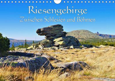 Riesengebirge - Zwischen Schlesien und Böhmen (Wandkalender 2019 DIN A4 quer), LianeM