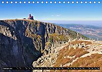 Riesengebirge - Zwischen Schlesien und Böhmen (Tischkalender 2019 DIN A5 quer) - Produktdetailbild 2