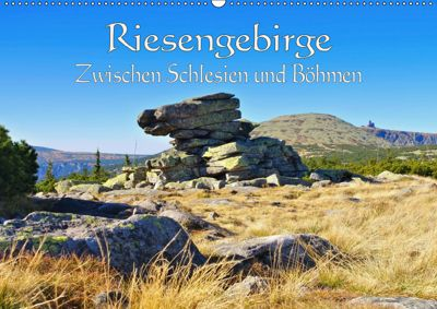 Riesengebirge - Zwischen Schlesien und Böhmen (Wandkalender 2019 DIN A2 quer), LianeM