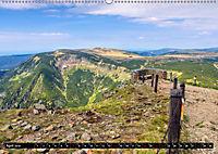 Riesengebirge - Zwischen Schlesien und Böhmen (Wandkalender 2019 DIN A2 quer) - Produktdetailbild 4