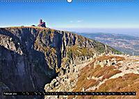 Riesengebirge - Zwischen Schlesien und Böhmen (Wandkalender 2019 DIN A2 quer) - Produktdetailbild 2