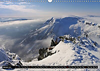 Riesengebirge - Zwischen Schlesien und Böhmen (Wandkalender 2019 DIN A3 quer) - Produktdetailbild 1