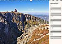 Riesengebirge - Zwischen Schlesien und Böhmen (Wandkalender 2019 DIN A3 quer) - Produktdetailbild 2