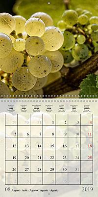 Riesling Grapes (Wall Calendar 2019 300 × 300 mm Square) - Produktdetailbild 8