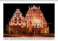 Riga - Mittelalter, Jugendstil, Sozialismus und Moderne (Wandkalender 2019 DIN A3 quer) - Produktdetailbild 10