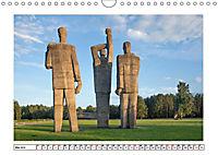 Riga - Mittelalter, Jugendstil, Sozialismus und Moderne (Wandkalender 2019 DIN A4 quer) - Produktdetailbild 5