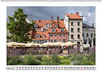 Riga - Mittelalter, Jugendstil, Sozialismus und Moderne (Wandkalender 2019 DIN A2 quer) - Produktdetailbild 2