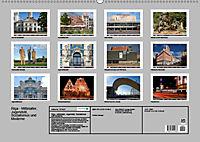 Riga - Mittelalter, Jugendstil, Sozialismus und Moderne (Wandkalender 2019 DIN A2 quer) - Produktdetailbild 13