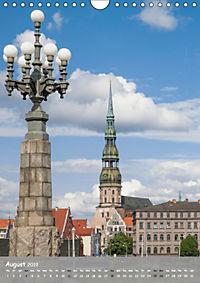 Riga Sigulda Latvia (Wall Calendar 2019 DIN A4 Portrait) - Produktdetailbild 8