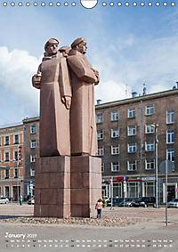 Riga Sigulda Latvia (Wall Calendar 2019 DIN A4 Portrait) - Produktdetailbild 1