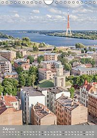 Riga Sigulda Latvia (Wall Calendar 2019 DIN A4 Portrait) - Produktdetailbild 7