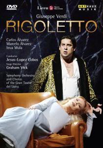 Rigoletto, Lopez-Cobos, Alvarez, Mula
