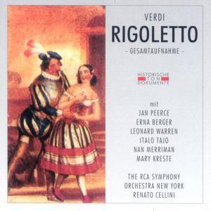 Rigoletto, The Rca Orch.New Nork