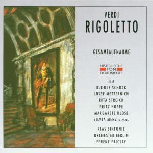 Rigoletto, Chor & Sinf.Orch.D.RIAS Berli