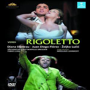 Rigoletto, Damrau, Florez, Lucic, Luisi, Sd