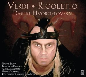 Rigoletto, Hvorostovsky, Sierra, Demuro, Mastroni, Orbelian