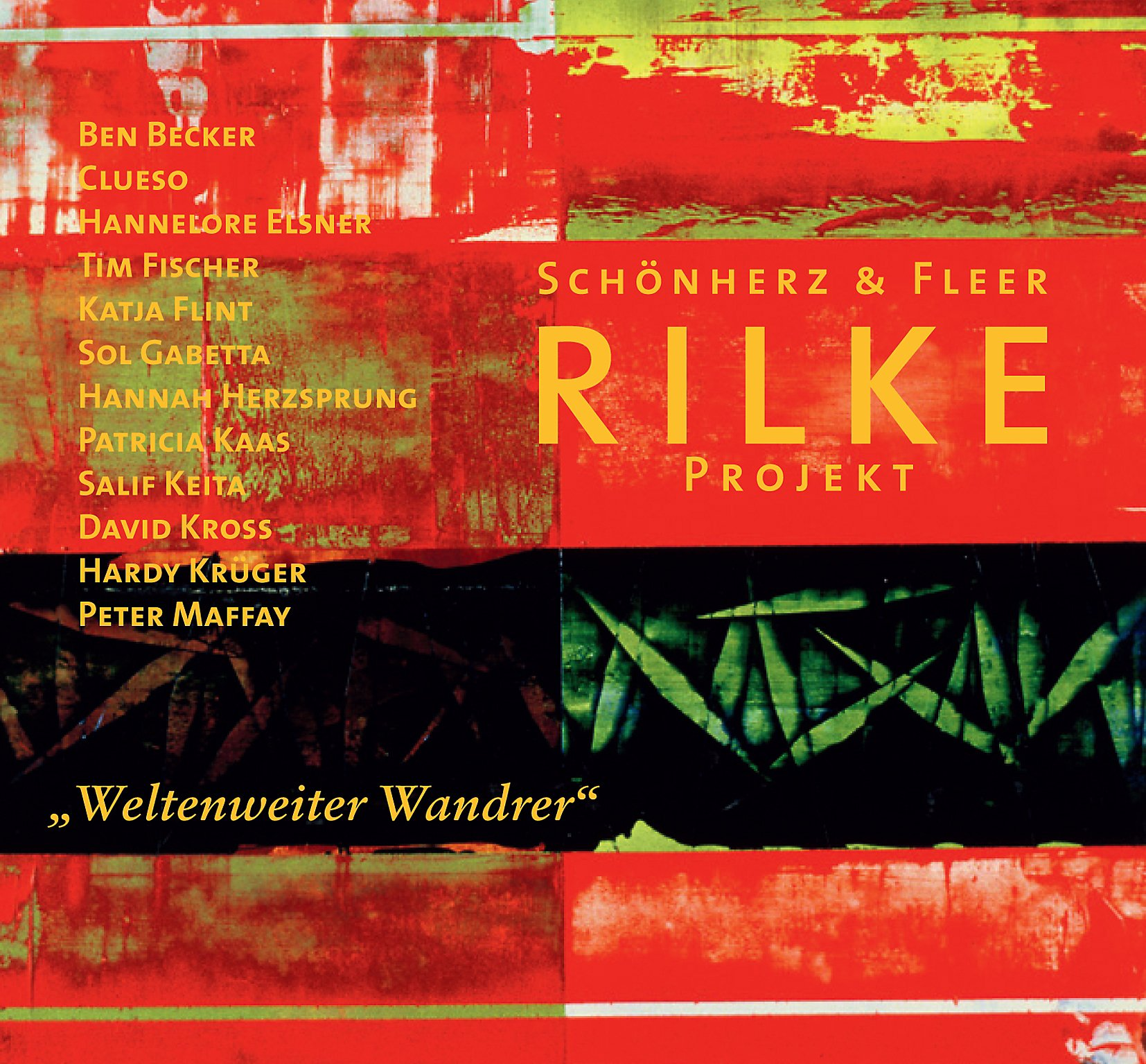 Rilke projekt 2016