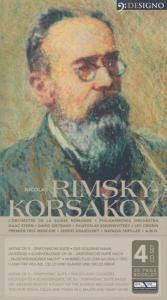 Rimsky-Korssakoff: Antar Op.9/Szazka Op.29/+, Rpo, Wordsworth, I Stern, Oistrak