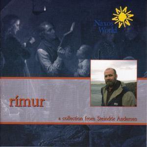 Rimur, Steindor Andersen