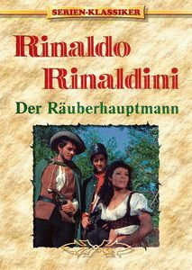 Rinaldi Rinaldini, DVD, István Békeffy, Ernst Von Salomon, Franz Geiger, STEPHAN VAJDA