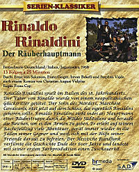 Rinaldi Rinaldini, DVD - Produktdetailbild 1