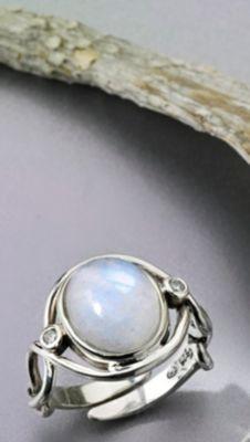 Ring Luna, 925er SI