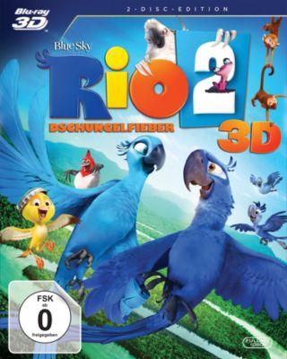 Rio 2: Dschungelfieber - 3D-Version, Don Rhymer, Carlos Saldanha