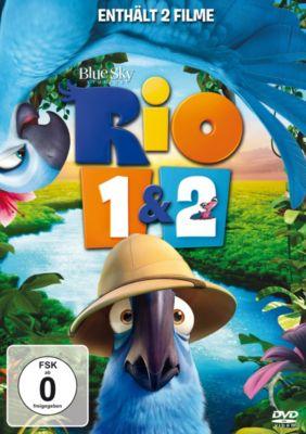 Rio / Rio 2 - Dschungelfieber, Don Rhymer, Carlos Saldanha