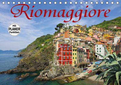 Riomaggiore (Tischkalender 2019 DIN A5 quer), LianeM