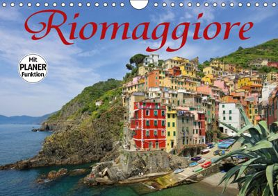 Riomaggiore (Wandkalender 2019 DIN A4 quer), LianeM