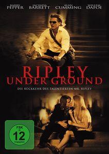 Ripley Under Ground, Patricia Highsmith