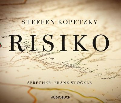 Risiko, 8 Audio-CDs, Steffen Kopetzky