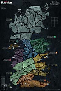Risiko, Game of Thrones Gefecht-Edition (Spiel) - Produktdetailbild 2