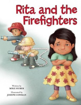 Rita and the Firefighters, Mike Huber