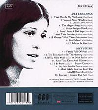 Rita Coolidge/Nice Feelin' - Produktdetailbild 1