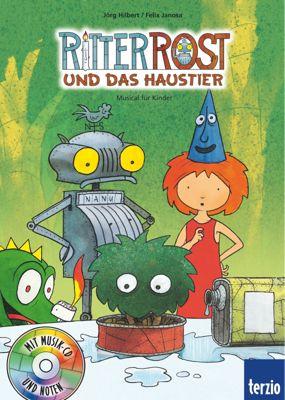 Ritter Rost Band 12: Ritter Rost und das Haustier, Jörg Hilbert