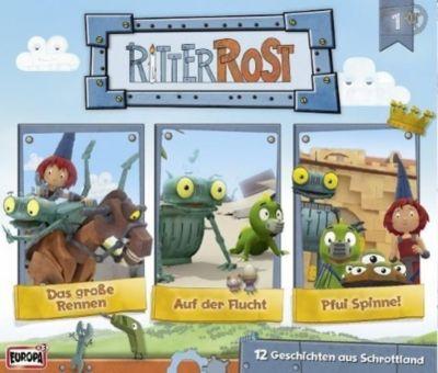 Ritter Rost - Box 1, 3 Audio-CDs